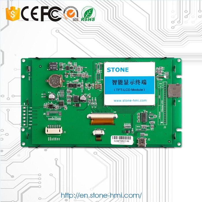 Industriële Touch Screen 5.0 Inch HMI Display Met 3 Jaar Garantie - 2