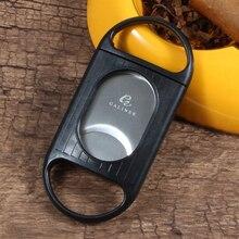 GALINER пластиковый сигарный резак Sharp нержавеющая сталь Dlade Zigarren резак гильотина карман для ножниц Puro интимные аксессуары