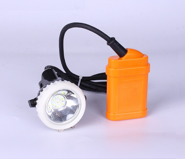 Explosion-proof Light LED Lion Battery With Charger Miner Lamp KL2LM(A) Mining Headlamp KJ3.5LM 3500Lux