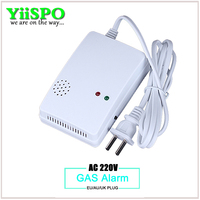 High Sensitivity Standalone Combustible Gas Alarm Coal Natural Gas Leak Detector Sensor For Home Safety Free