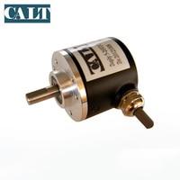 CALT Incremental Rotary Encoder GHS38 06 5v Line Driver 3600PPR Pulse encoder A B Z Singnal