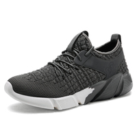 2019 New Arrival Men Air Mesh Tennis Shoes for Men Trainers Sport Shoes Men Sneakers Male Jogging Lace Up Outdoor Athletic Shoes