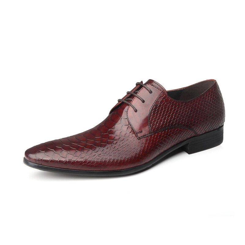 Popular Red Alligator Shoes-Buy Cheap Red Alligator Shoes lots ...