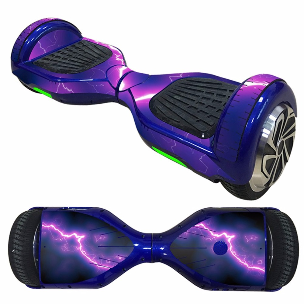 inch Self Balancing Scooter Skin Decal Cover Stickers Electric Skate Board Sticker