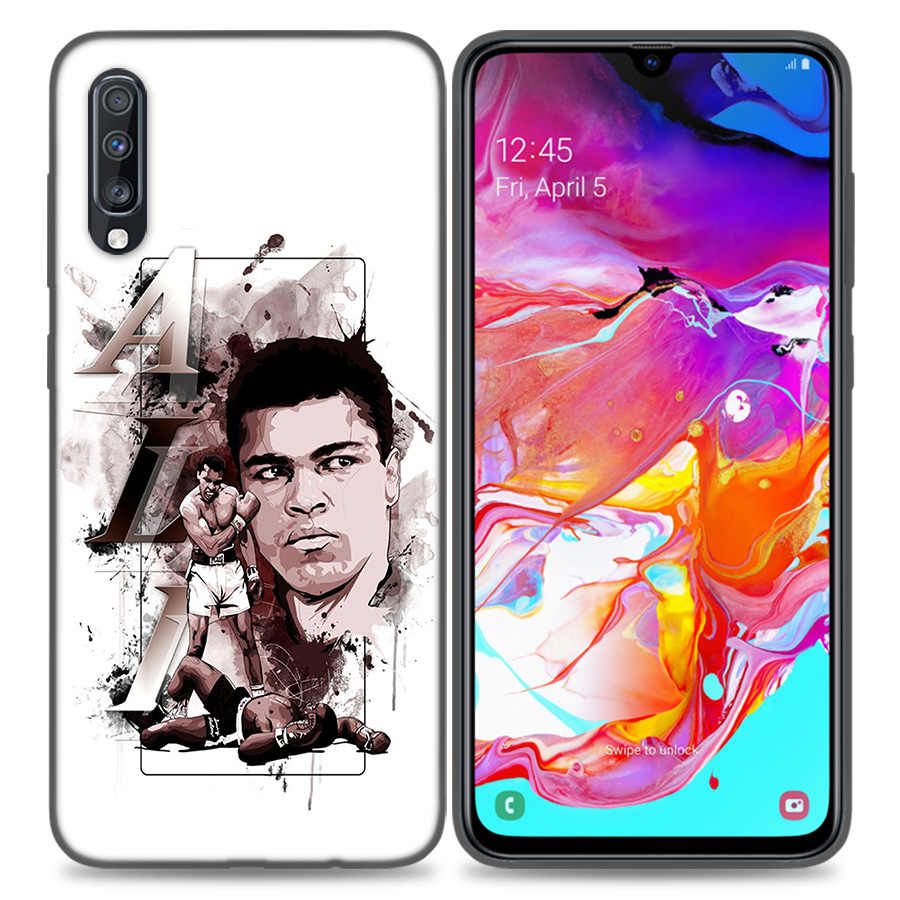 Muhammad Ali Boxing CHAMPIONสำหรับSamsung Galaxy A50 A80 A70 A40 A30 A20 A20e A10 A51 A71 หมายเหตุ 8 9 10 Plus 5G 10 Lite