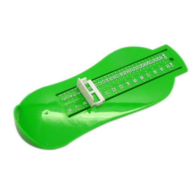 Hot Selling New Baby Child Shoe Toddler Infant Shoes Fittings Gauge Children Foot Measurer