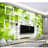 3D Murals Wallpaper For Walls TV Background Lake landscape square Family DIY Art Good New Waterproof Adhesive Wall Papers 275
