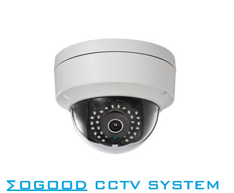 Hikvision Ultra-Low Light English Version DS-2CD2155FWD-IS 5MP H.265 IP Dome Camera Supp ...