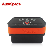 Vgate iCar2 WIFI ELM327 DEL OLMO 327 V2.1 OBDII Coche Escáner Lector Universal WI-FI OBD 2 II OBD2 EOBD Scan Tool Auto V 2.1 Scaner nueva