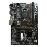 Motherboard H81A BTC V20 Miner ATX Board LGA1150 Socket Processor H81 Mainboard Support 6 Graphics Card For Mining