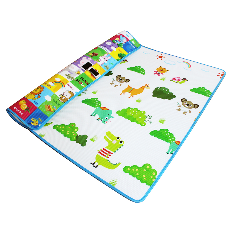 цена Infant Shining Play Mat For Children Carpet Baby Toys Rugs 180X200CM Developing Play Puzzle Mats Foam Mats 2CM Thickness онлайн в 2017 году