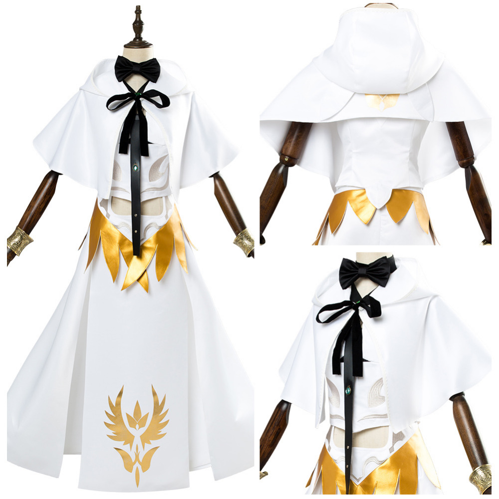 Fate Grand Order Lancer Valkyrie Hild Cosplay Costume Third anniversary Outfit Halloween Carnival Costumes For Women