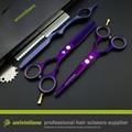 """5.5 """"tesoura de corte de cabelo profissional tesouras de corte de cabelo barato diy cortes de cabelo sissors cabelo navalha tesoura de cabeleireiro para venda"""