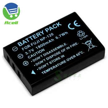 NP-120 batería para Ordro HDR-AC1 HDR-AC3 HDR-AC5 HDR-AZ50 HDV-D395 D325 D320 D300 D200 D80S V12 V88 V7 más Camcorder