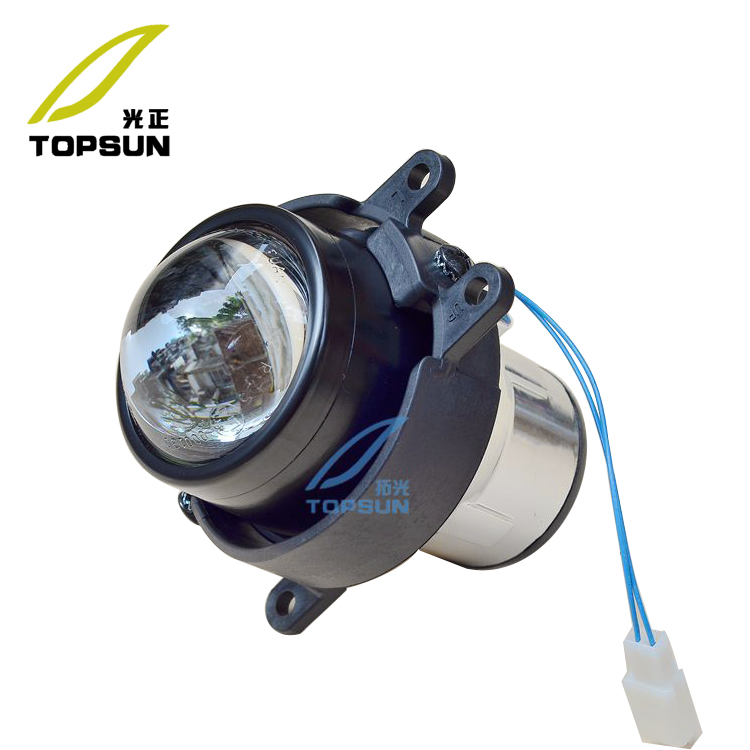 GZTOPHID Car bifocal fog lens for TOYOTA PRIUS 09,PRIUS ALPHA 11, Front bumper lights assembly,Taiwan product,free shipping gztophid car bifocal fog lens front bumper lights bi xenon lens assembly for luxgen u6 14 taiwan product high quality