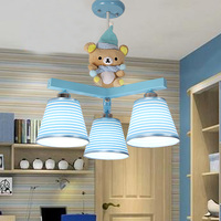 Children toy modern restaurant lighting creative engineering bedroom a sitting room lamps and lanterns is free shipping ET47