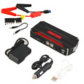 2016  Multifunctional 68000mAh 12V 4USB Portable Mini Car Jump Starter Power Bank For Emergency Start Chargable Battery