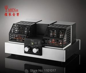 Image 1 - YAQIN MC 50L KT88 שכיבות למשוך צינור מגבר HIFI EXQUIS כיתת מנורת amp MC50L