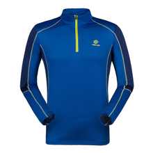 TECTOP Autumn Couples long sleeve quick-drying breathable jacket men women running climbing Outdoor sports Quick-drying T-shirt