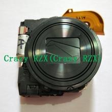 Зум-объектив для sony Cyber-shot DSC-WX300 WX300 DSC-WX350 WX350 цифровая камера запасная часть черный серебристый