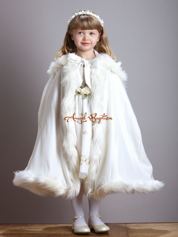 Popular Girl Faux Fur White Coat-Buy Cheap Girl Faux Fur White ...