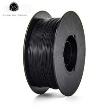 Black 3D Printer Filament PLA 1.75mm/3mm Plastic Rubber Consumables Material 1Kg PLA 3D Printer Filament For 3D Pen