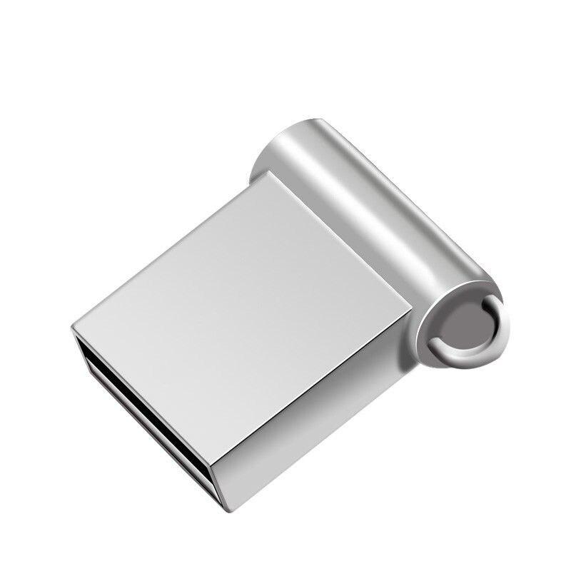 Beste Verkauf Usb 2.0 Super Mini Metall Usb Flash Drive 32 Gb 64 Gb 128 Gb Memory Stick 4 Gb 8 Gb-stick 16 Gb Kleine Pen Drive U Disk Perfekte Verarbeitung