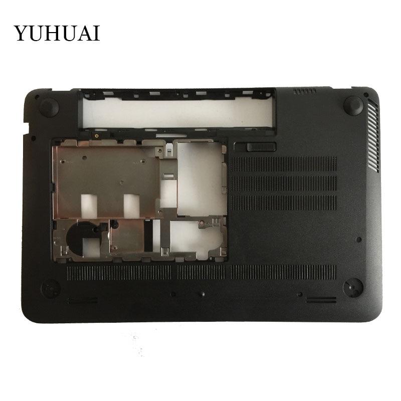 Laptop cover for HP for Envy 15-J 15-J000 15-J100 Bottom Case Cover 720534-001 6070B0660802 gzeele laptop lcd back cover screen for hp for envy 15 15 j 15 j000 15 j100 lcd front bezel cover 720535 001 b shell touch black