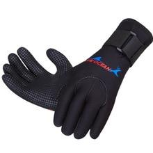 3MM Neoprene diving gloves warm gloves