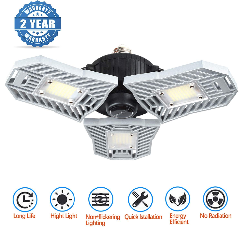 E27 E26 Led Bulb Deformable Lamp Garage