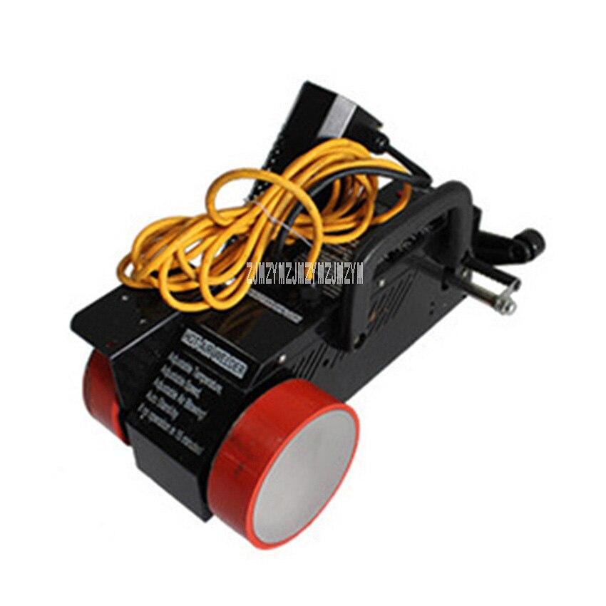 LDPW1 splicing machine stitching machine shade cloth heat machine advertising inkjet puzzle machine 110V / 220V 1600W 1m / min