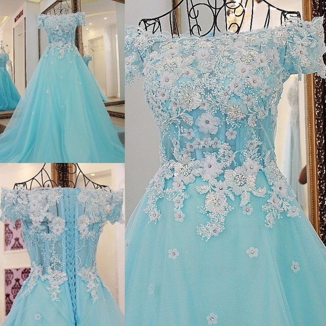 Galajurken Feestjurken.Prinses Robe Bal De Promo Feestjurken Galajurken Geappliceerd Lace