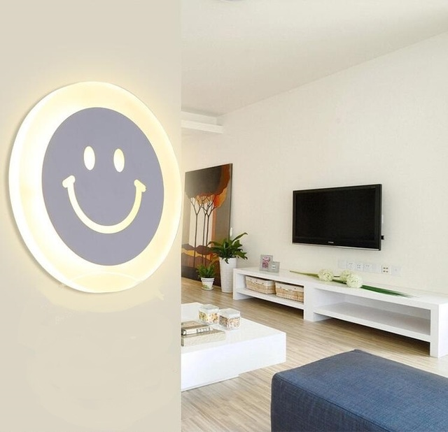 Eenvoudige] wandlamp fabrikanten selling LED licht legering ...