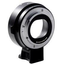 Viltrox adaptador de anillo de montaje de lente de enfoque automático, EF EOS M, para lente Canon EF EF S a cámara Canon EOS sin espejo