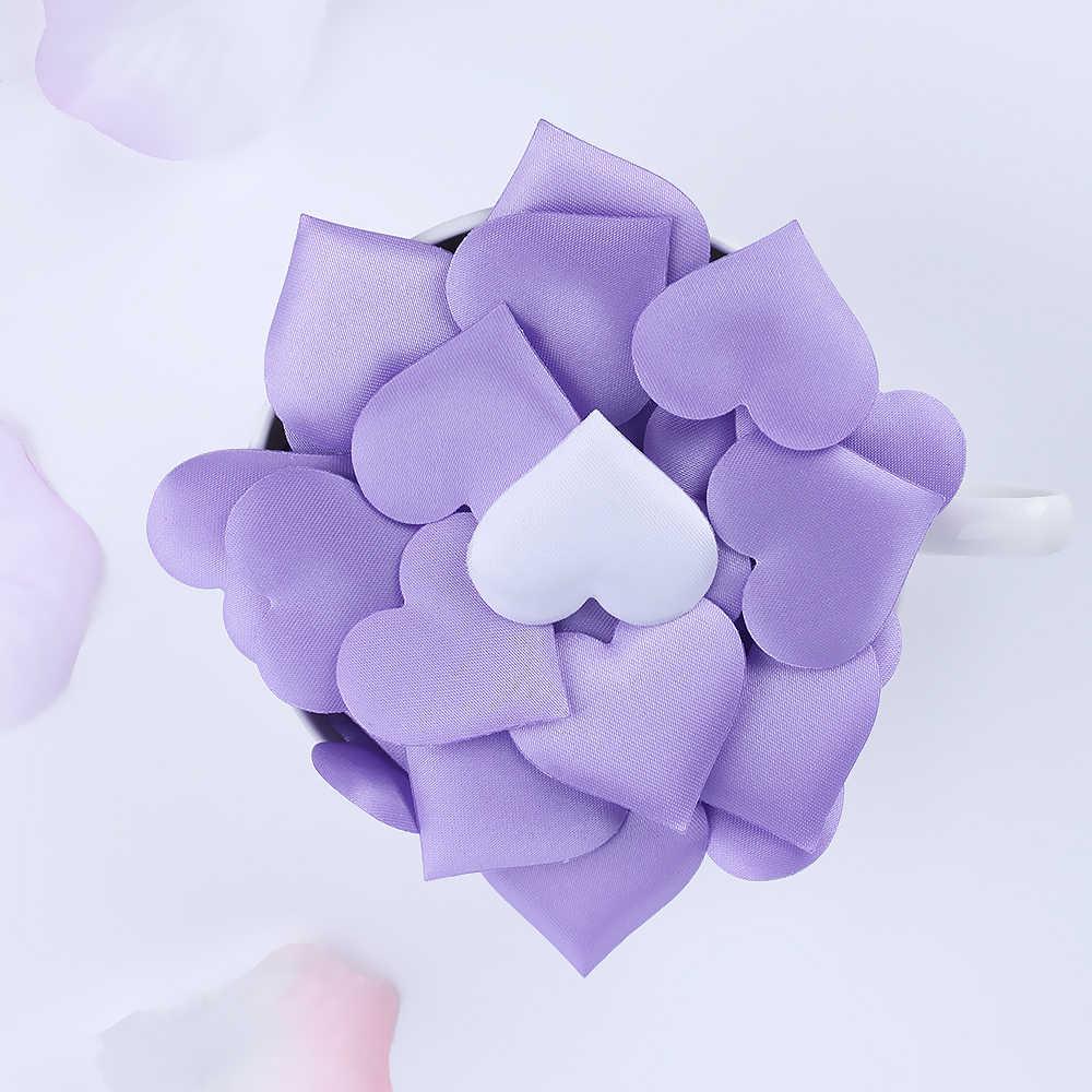 100 Cái/lốc Trái Tim Hình Bọt Biển Hình Cánh Hoa Cho Đám Cưới Trang Trí Thủ Công Tự Làm Cánh Hoa Sinh Nhật Bàn Tiệc Cưới Tiếp Liệu