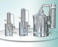 جهاز تقطير المياه يعمل بالتدفئة الكهربائية بقوة 380 فولت طراز 10L جهاز تقطير المياه من الفولاذ المقاوم للصدأ-في فلاتر المياه من الأجهزة المنزلية على