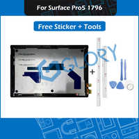 Brand New 12.3'' Complete For Microsoft surface pro 5 2017 LP123WQ1(SP)(A2) lCD Display Touch Screen Assembly Panel