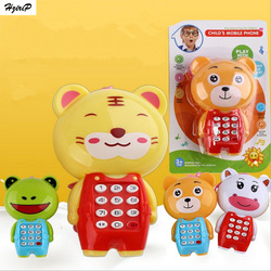 New creative cartoon music phone baby toys mobile phone educational learning electric toy phone model machine.jpg 250x250