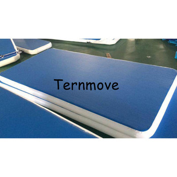 Надувной воздушный трек надувной сушильный трек гимнастический надувной воздушный коврик для тренажерного зала обучение таэквондо Черлид...