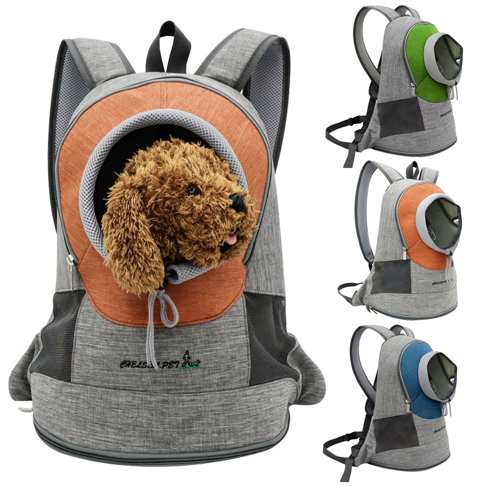 Outdoor Travel Dog Backpack Carrier 7