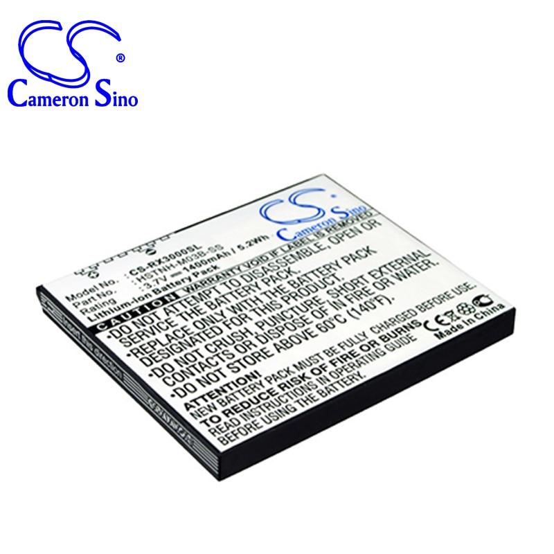 Cameron Sino 1400 mah bateria para HP iPAQ hx2000 hx2495 rx3410 rx3700 rx3115 367205-001 HSTNH-H03C-xx HSTNH-M03B-SS hx2790
