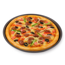 Simulation Model Beef Pizza Food Show Sample Furnishing Articles Decorative Handicraft Artificial Props Table Ornaments Display