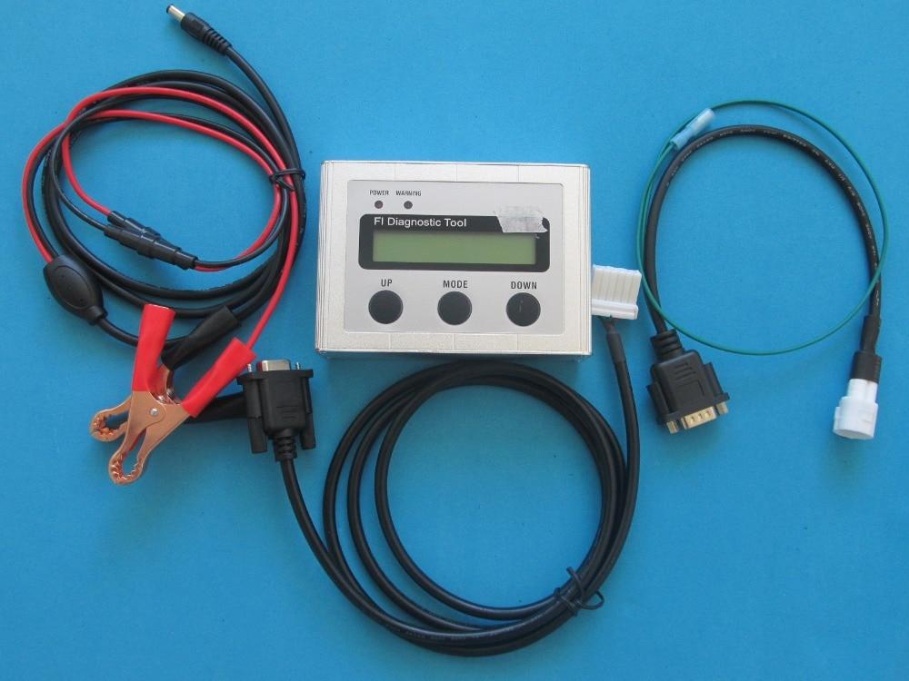 Handheld moto 7000tw moto rcycle scanner Fabrik bieten diagnose für yamaha reparatur mit kabel 2 jahre garantie