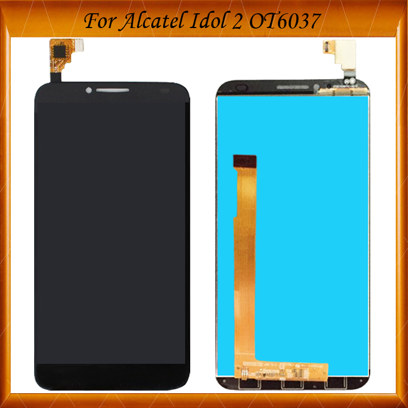 ♔ >> Fast delivery display alcatel one touch idol 2 6037y