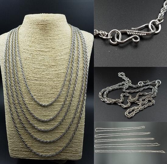 Men's Chain Necklace Long...
