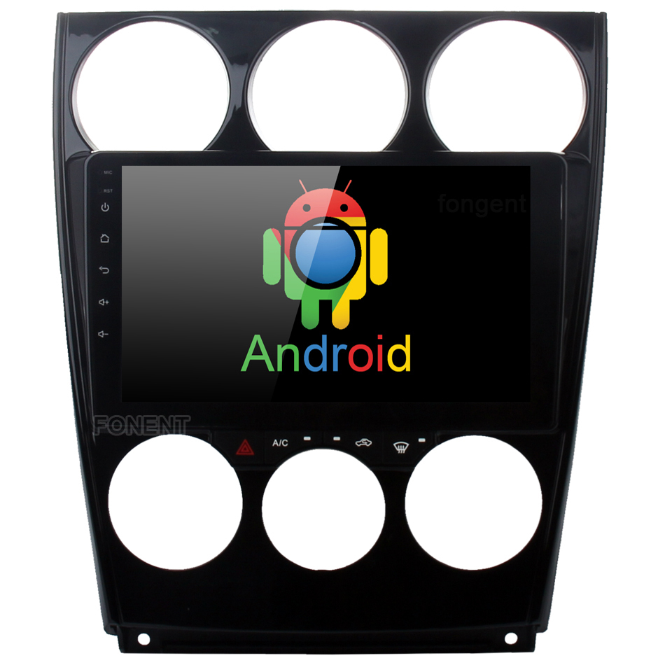 9IPS Android 8.0 Multimedia Player for Mazda 6 2006 2007 2008 2009 2010 2011 2012 2013 Car GPS Radio Head Unit 4G 32G Octa-core