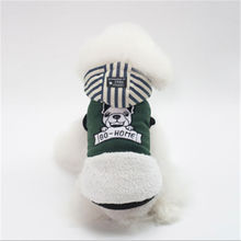 Fleece Pet Clothes for Dogs Puppy Clothing Coat Pug Costumes Jacket For Small Chihuahua