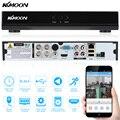 KKmoon 4CH 960 H H.264 CCTV DVR 1920*1080 P HDMI de Salida 4 canal P2P Nube Grabador de Vídeo Digital DVR Para Sistema de Cámaras de Seguridad