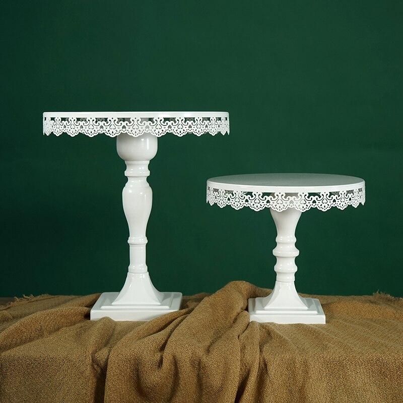 SWEETGO Kūku stends ar augstām kājām kausa izcīņas Eiropas stila kūku rīkiem kāzu pusei Maizes trauku rīki Kūku dekorēšanas statīvs