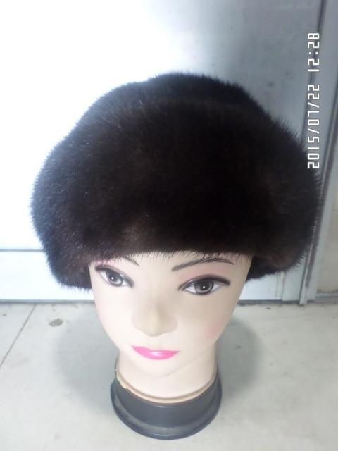 Норки шляпа джентльмен